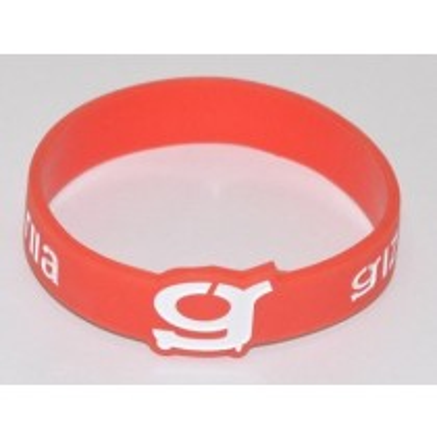 GIZMANIA wrist band Red